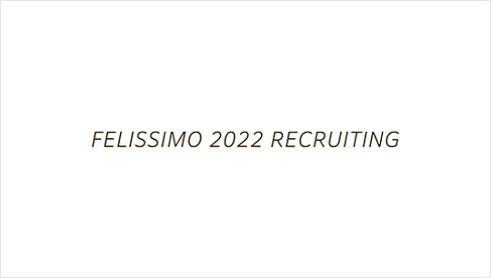 FELISSIMO / 採用サイト2022